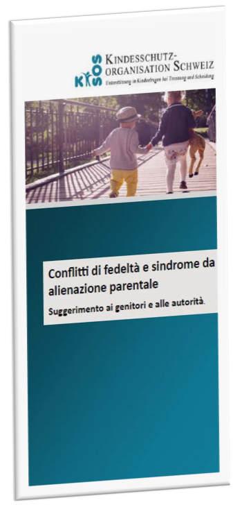 Conflitti di fedeltà e sindrome da alienazione parentale